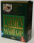 Video Game: Where in the World is Carmen Sandiego?