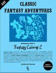 RPG Item: Adventure Aids 2: Fantasy Caverns 2