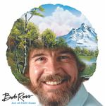 Board Game: Bob Ross: Art of Chill Game