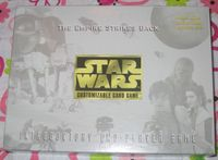 Board Game: The Empire Strikes Back: Star Wars Customizable Card Game