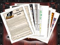 Board Game: Plunder: The Commodore's Game