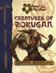 RPG Item: Creatures of Rokugan