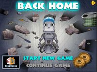 Video Game: Back Home