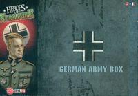 Board Game: Heroes of Normandie: German Army Box