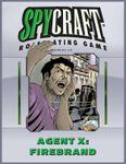 RPG Item: Agent X: Firebrand