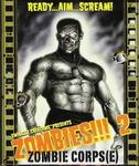 Board Game: Zombies!!! 2: Zombie Corps(e)
