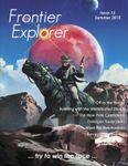 Issue: Frontier Explorer (Issue 13 - Summer 2015)