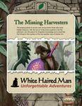 RPG Item: The Missing Harvesters (Savage Worlds)