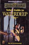 RPG Item: Volo's Guide to Waterdeep