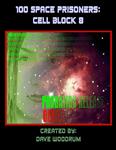 RPG Item: 100 Space Prisoners: Cell Block 8