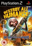 Video Game: Destroy All Humans!