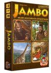 Board Game: Jambo: Nieuwe avonturen en ontmoetingen