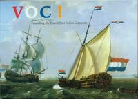 Board Game: VOC! Founding the Dutch East Indies Company