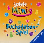 Board Game: Ravensburger Spiele Minis: Buchstaben-Spiel