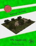 RPG Item: Battlemap: Rockslide