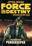 RPG Item: Force and Destiny Specialization Deck: Guardian Peacekeeper