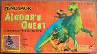 Board Game: Disney's Dinosaur Aladar's Quest