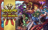 Board Game: Throne of the World