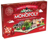 Board Game: Monopoly: Simonds Edition