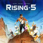 Board Game: Rising 5: Runes of Asteros