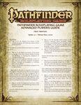 RPG Item: Advanced Player's Guide Errata