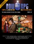 Issue: Diary of the Doctor Who Role-Playing Games (Issue 18 - Jun 2012)