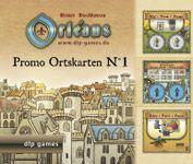 Board Game: Orléans: Promo Ortskarten N°1
