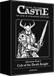 Board Game: Escape the Dark Castle: Adventure Pack 1 – Cult of the Death Knight