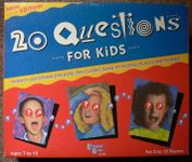 Board Game: 20 Questions for Kids