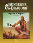 RPG Item: DDA2: Legions of Thyatis