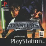 Video Game: Star Wars: Masters of Teras Kasi