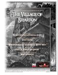 RPG Item: The Village of Briarton (Electronic Edition)