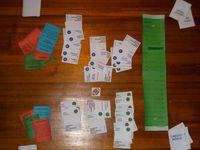 Board Game: Scrum Down Rugby Card Game