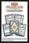 RPG Item: Spellbook Cards: Xanathar's Guide
