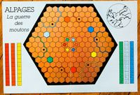 Board Game: Alpages: La guerre des moutons