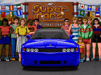 Video Game: SuperCars International