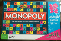 Board Game: Monopoly: Olympic Games Edition