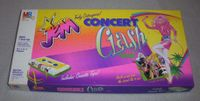 Board Game: Jem Concert Clash