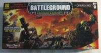 Board Game: Battleground: Crossbows & Catapults War Chest Starter Set