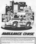 Board Game: Ambulance Chase