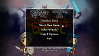 Video Game: Costume Quest: Grubbins on Ice