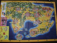 Board Game: Pokemon of D