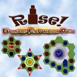 Board Game: Rise! The Ballistic Expansion Pack