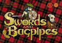 Board Game: Swords and Bagpipes