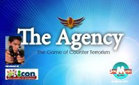 Board Game: The Agency
