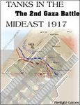 Board Game: Tanks in the Middle East 1917