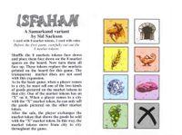 Board Game: Isfahan