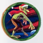Board Game: Dicey Goblins: Festive Choice Token