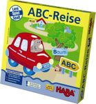 Board Game: ABC-Reise