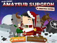 Video Game: Amateur Surgeon Christmas